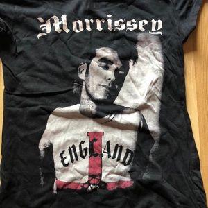 Morrissey tshirt